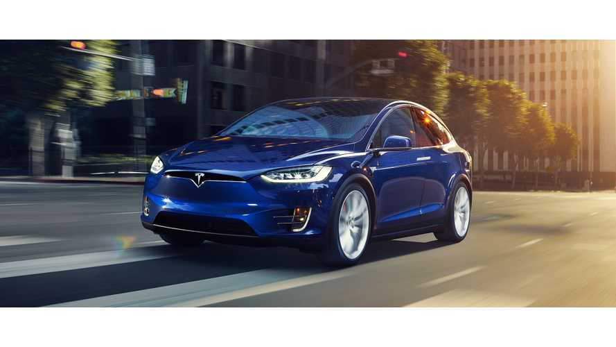 Tesla Model X Certified For Sale In Australia