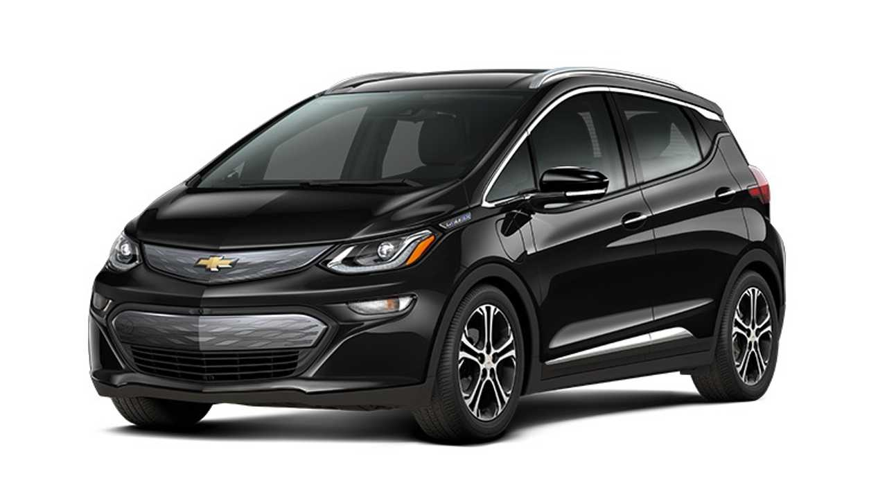 Chevrolet Bolt EV - looking to make its mark in 2017