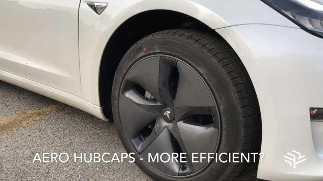 Tesla Model 3 Aero Wheel Covers: EV vs. ICE Comparison