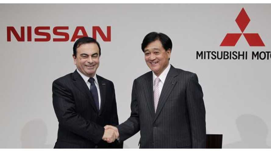 Nissan, Mitsubishi Partner Up For Ultra-Affordable $14,000 Electric Car