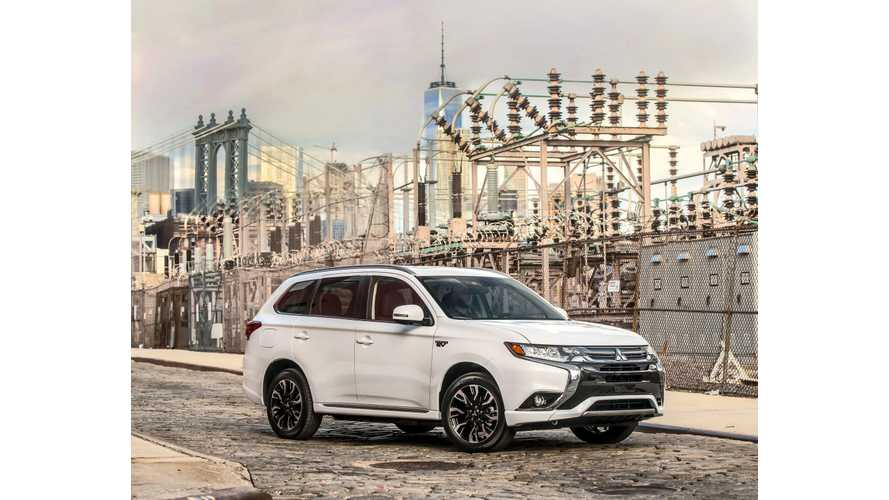 Extensive Review Of The Mitsubishi Outlander PHEV – Video