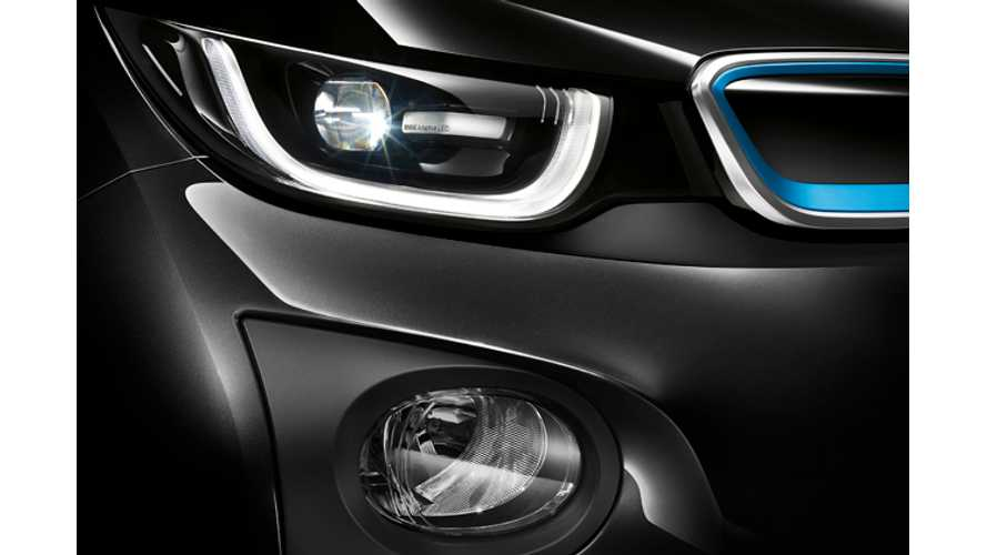 BMW i3 Carbonight Limited Edition Version Released In Japan