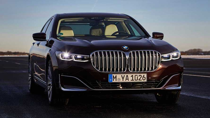 New BMW 7 Series Plug-In Hybrid Launches This Spring