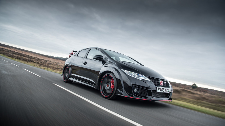 Honda Civic Type R Black Edition - Pour la fin