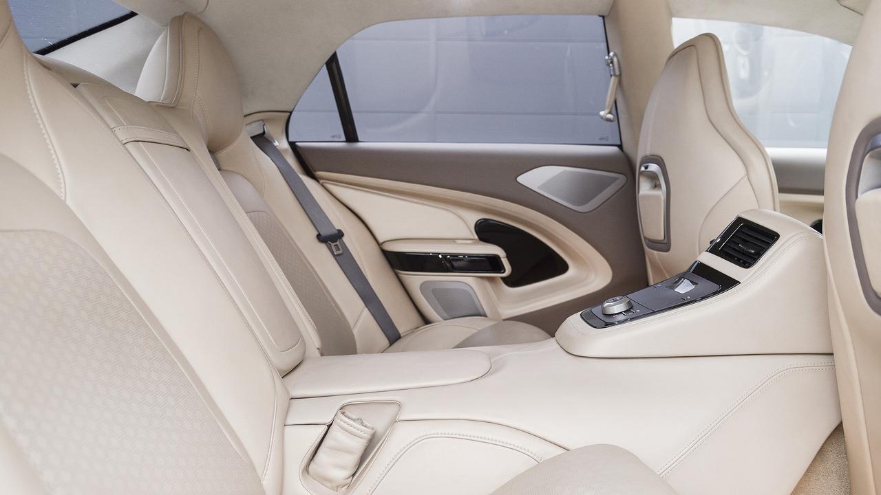 2016 Aston Martin Lagonda Taraf First Drive The Merely Rich Need Not Apply
