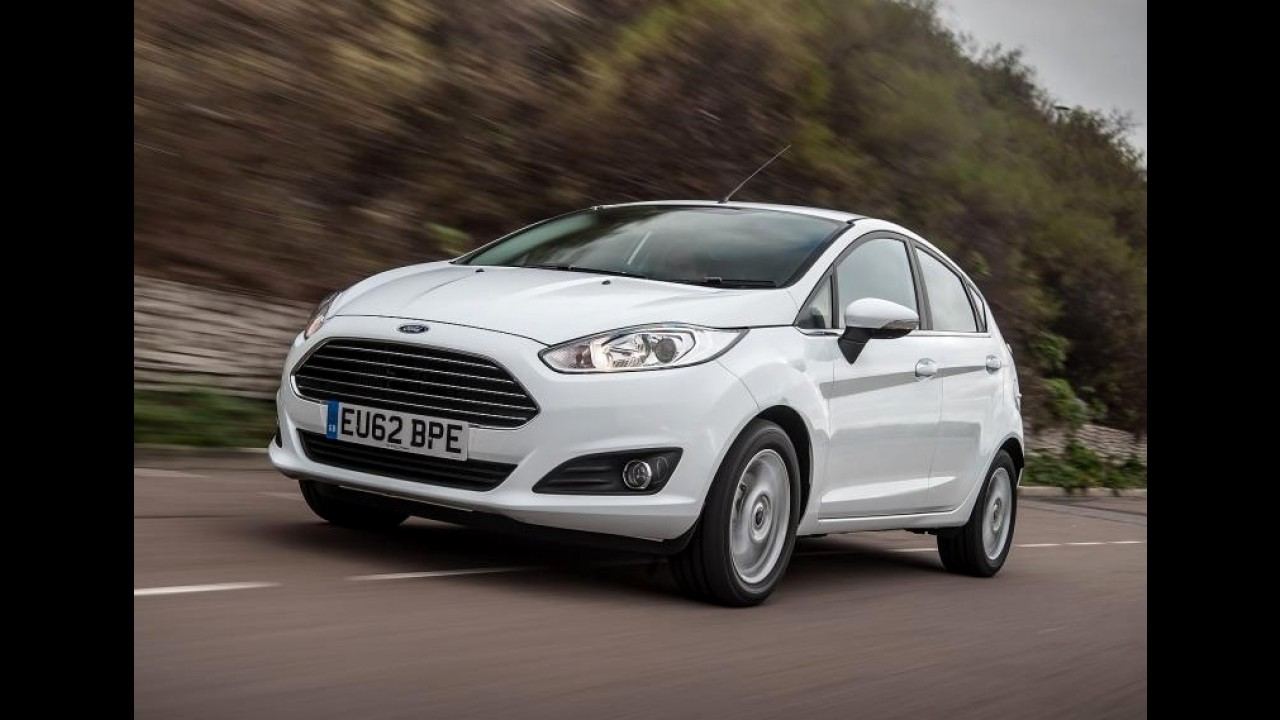 Com a chegada do Ka+, Ford Fiesta perde versões de entrada no Reino Unido