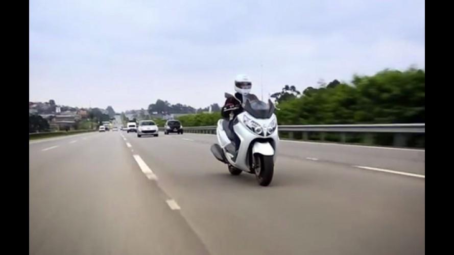 """Dafra cria websérie """"Um dia de scooter"""" no YouTube"""