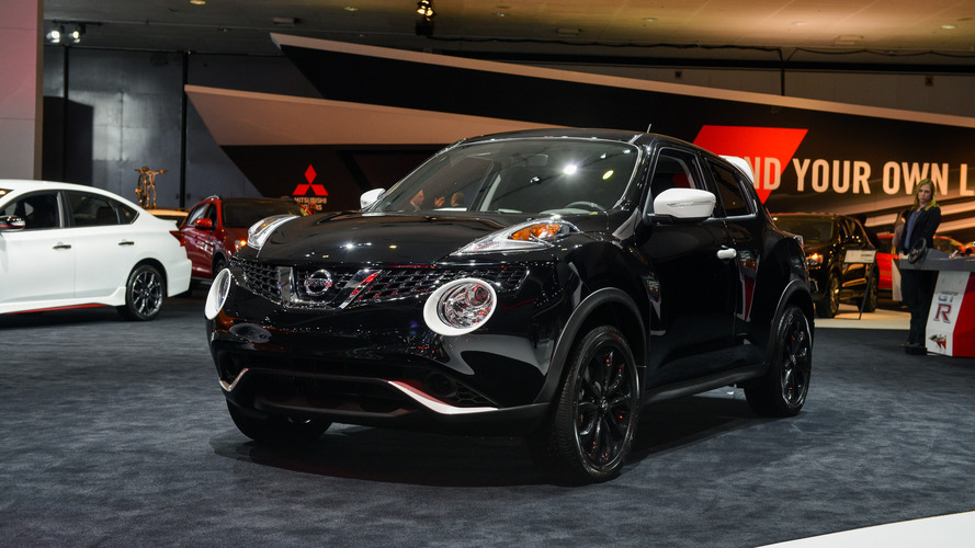 2017 Nissan Juke Black Pearl Edition: LA 2016