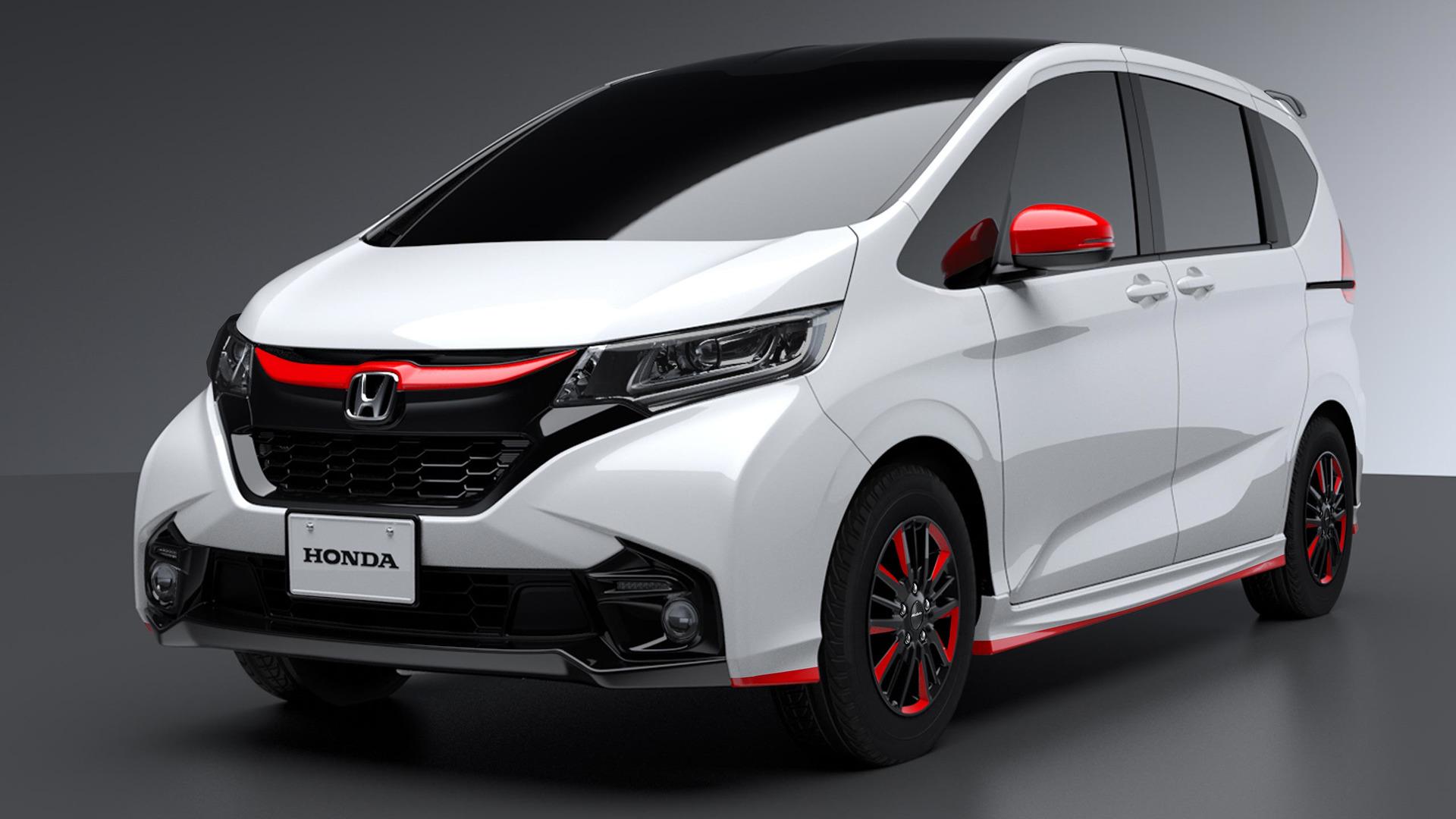 2017 Honda Lineup >> Honda Tokyo Auto Salon 2017 Lineup Motor1 Com Photos