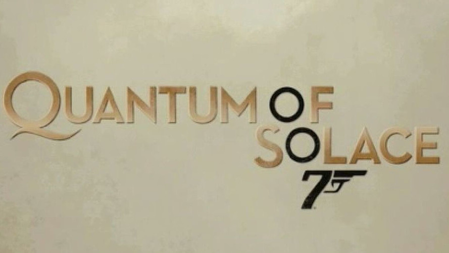 New James Bond: Quantum of Solace Trailer Showcases Aston Martin DBS in Action