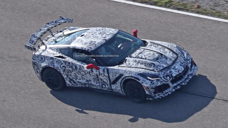 2018 Chevrolet Corvette'e 6.2 litrelik V8 LT5 motor seçeneği geldi