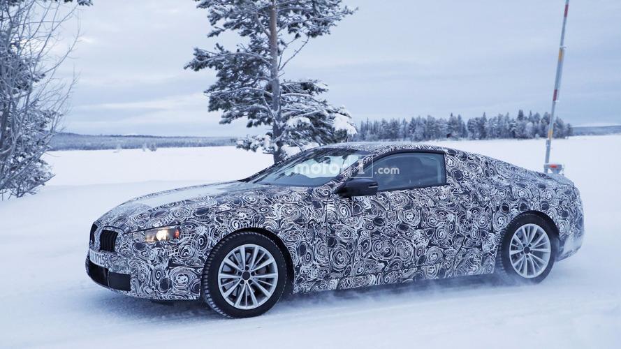 BMW 6 Serisi Coupe ve Convertible'ın veliahtı testte yakalandı