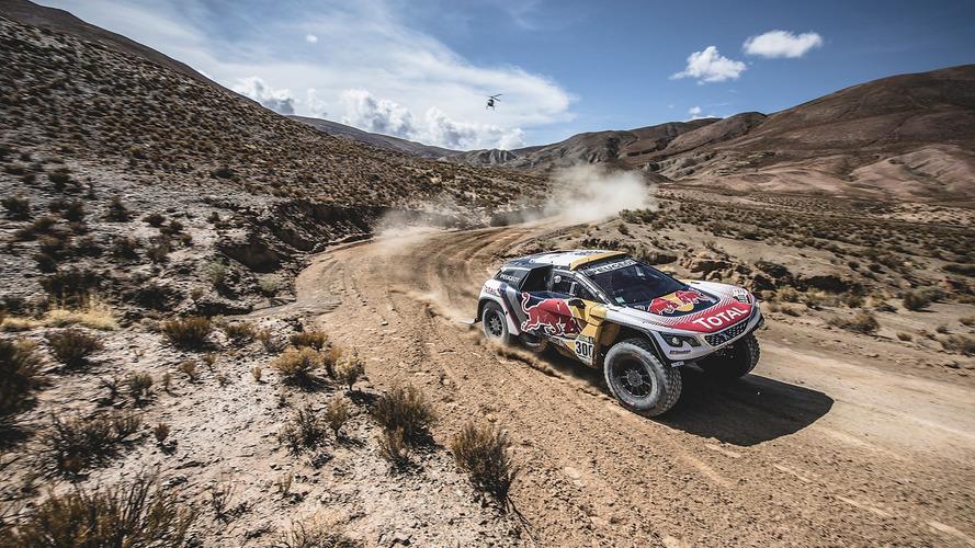 Dakar (5e étape) - Loeb s'impose, Peterhansel prend les commandes
