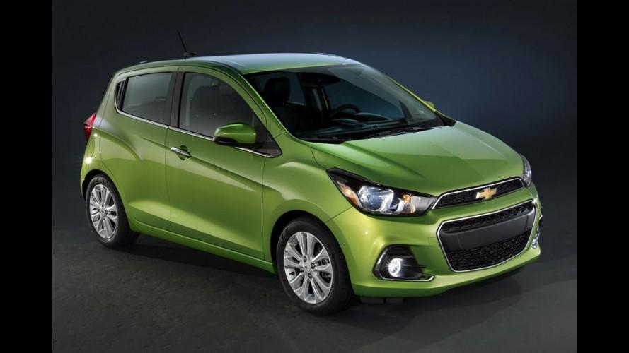 Vídeo: GM mostra mais do novo Spark, que pode inspirar sucessor do Celta