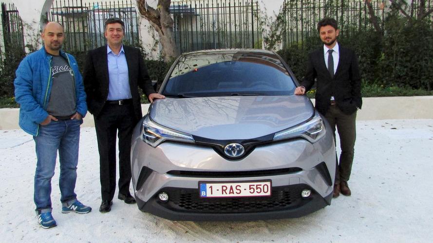 Mustafa Kahraman, Mehmet Fatih Kara, Ali Çelik