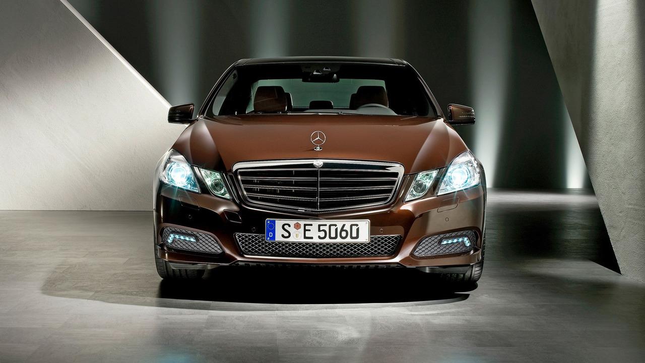 2010 Mercedes E-Sınıfı Resmi Fotoğrafları