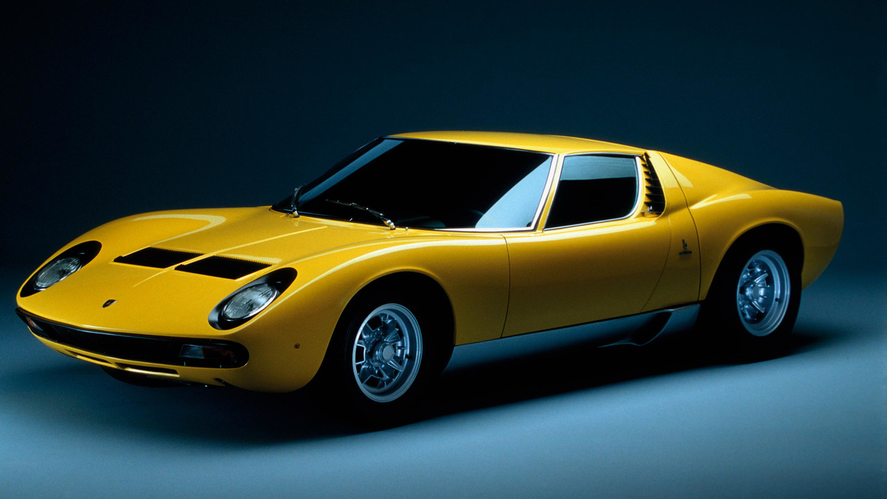 Celebrate Lamborghini Miura S Late Creator With A Great Gallery Video
