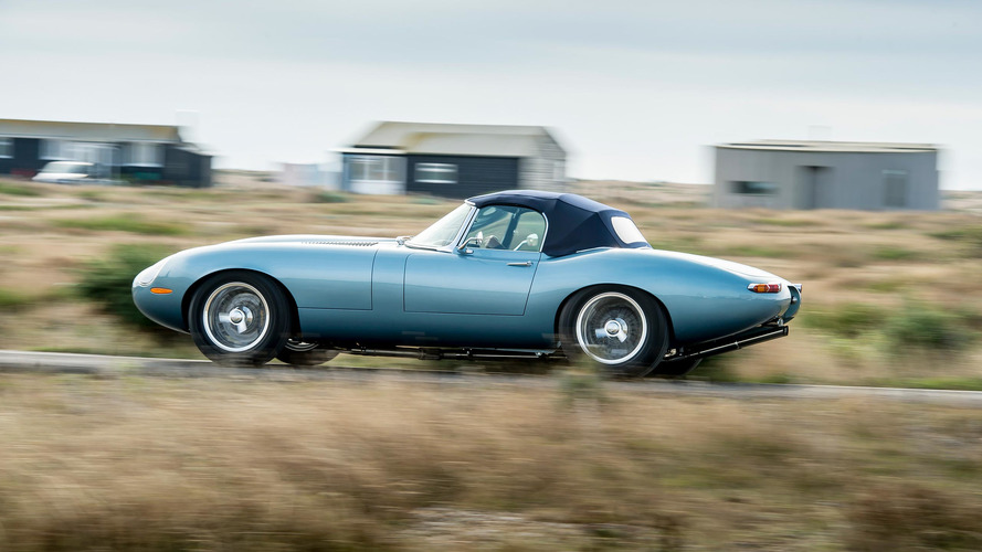 Eagle E-Type now available as Spyder GT with folding top