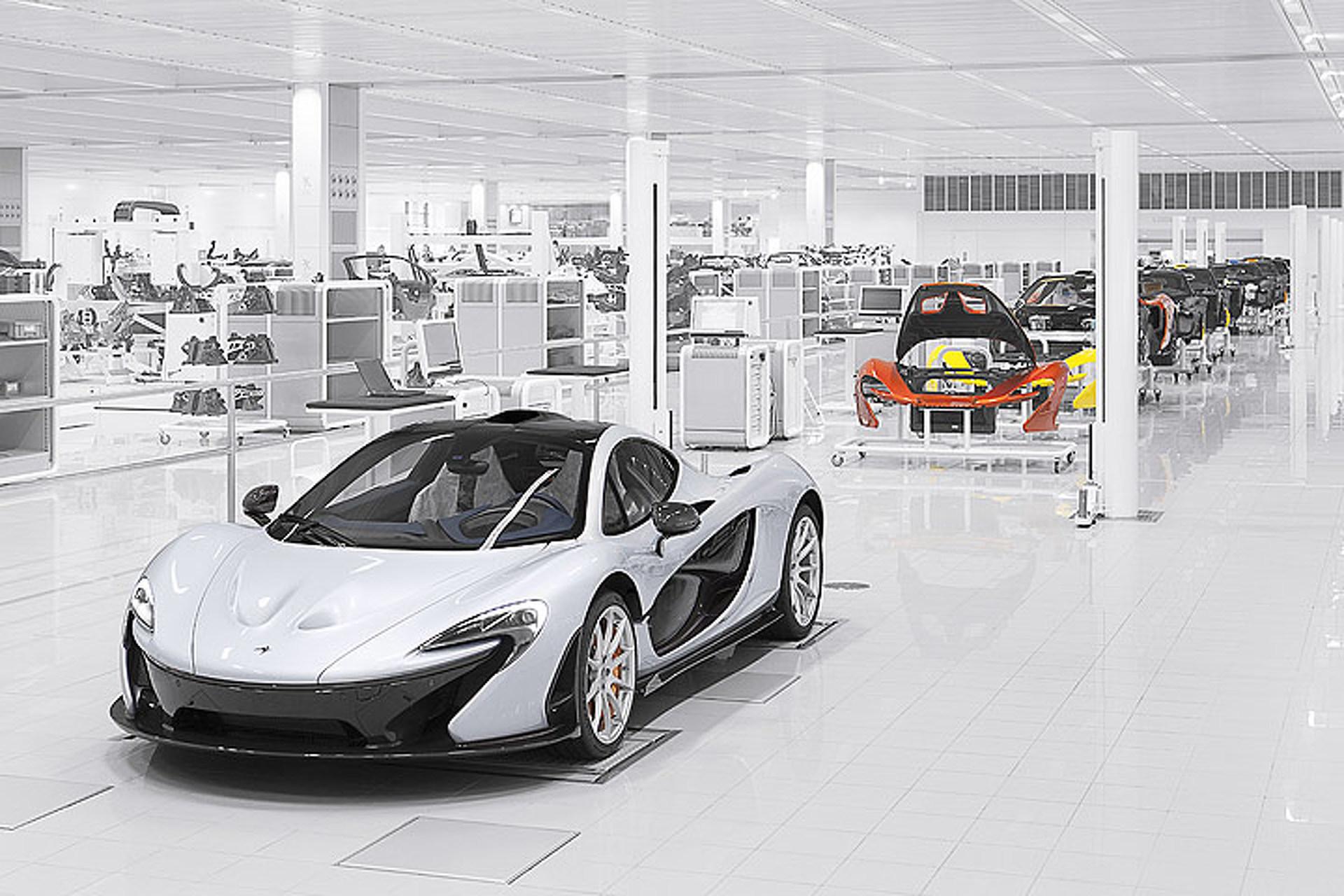 McLaren is Preparing to Build a New Hypercar