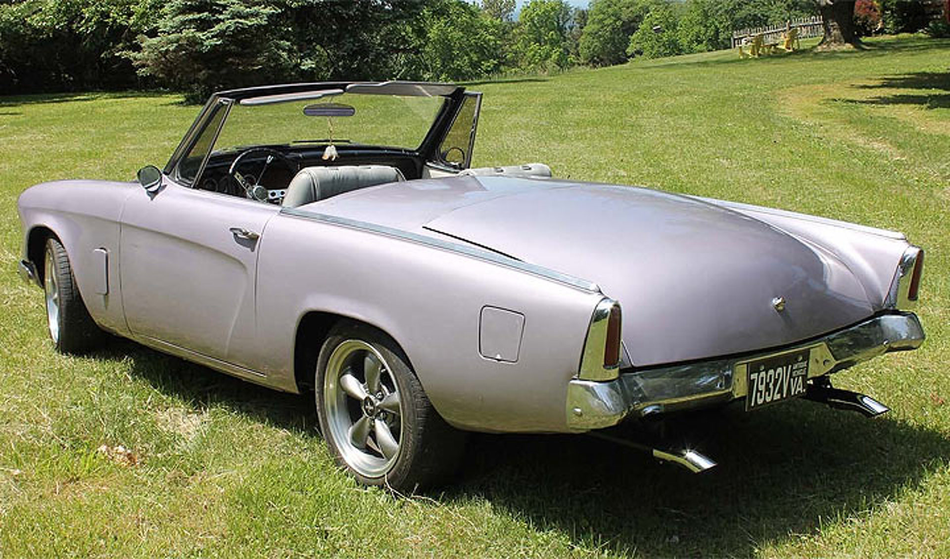 This '54 Studebaker Convertible Reveals What Could Have Been
