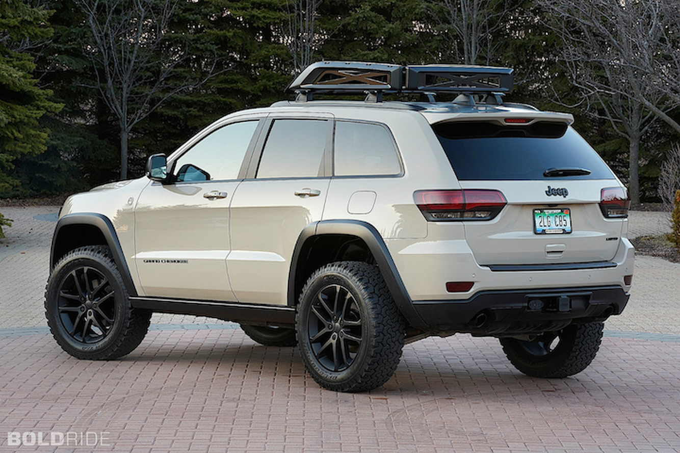 Custom Jeep Grand Cherokee >> Jeep Cherokee Custom Trio Readies For Moab Safari