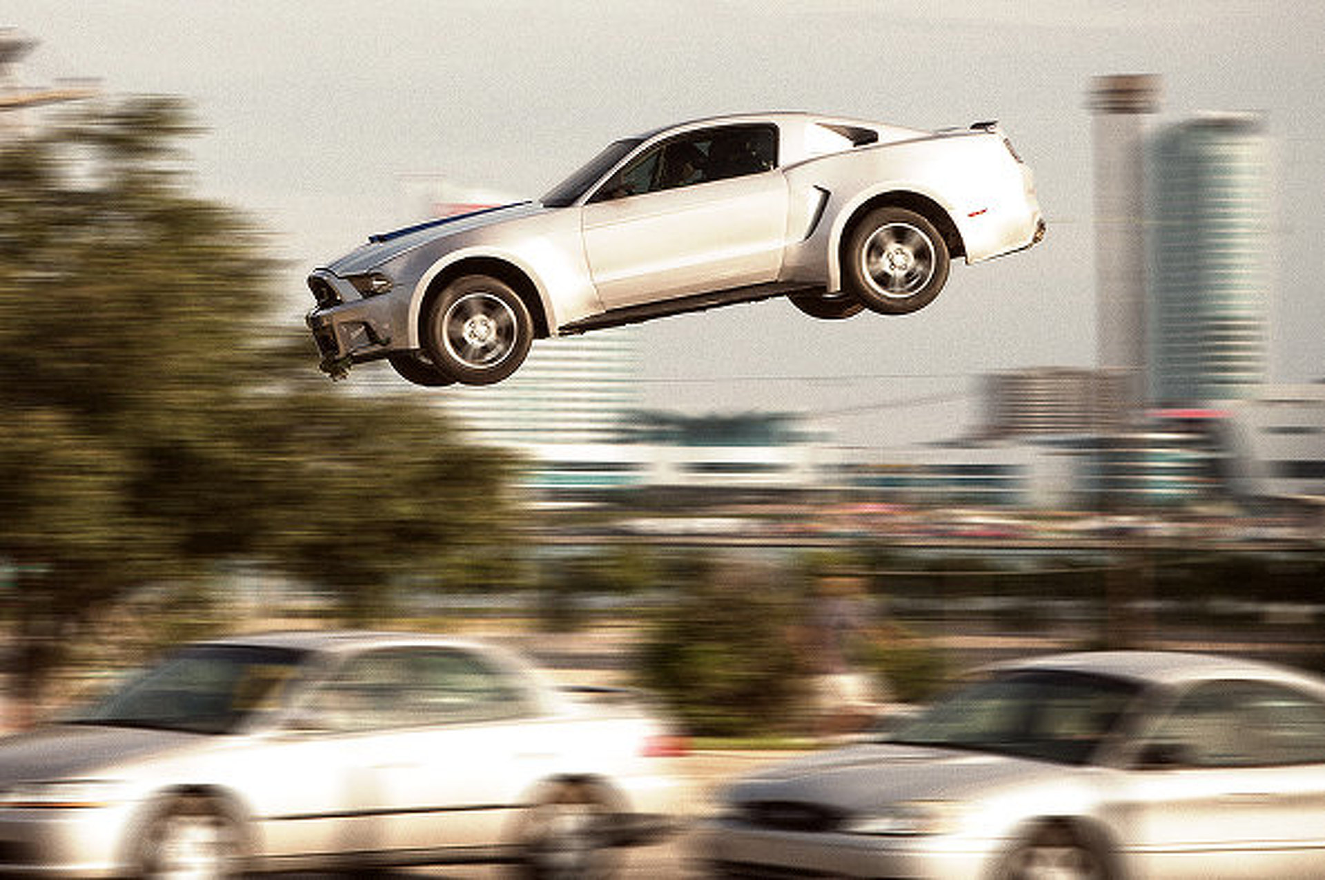 Meet Lance Gilbert Creating The Stunts Of Need For Speed