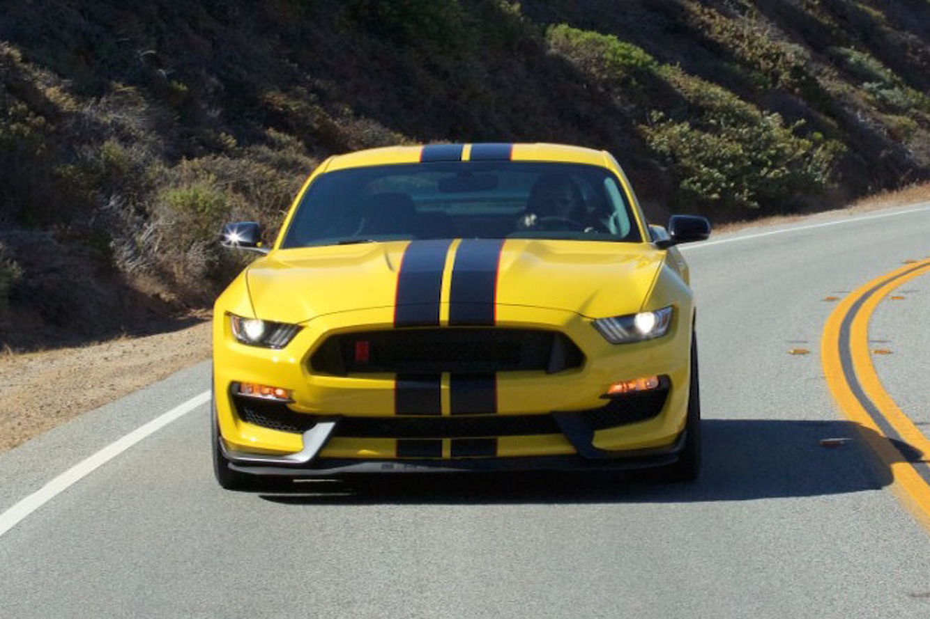 Now You Can Get a Four-Seat Shelby Mustang GT350R and Scare Your Friends