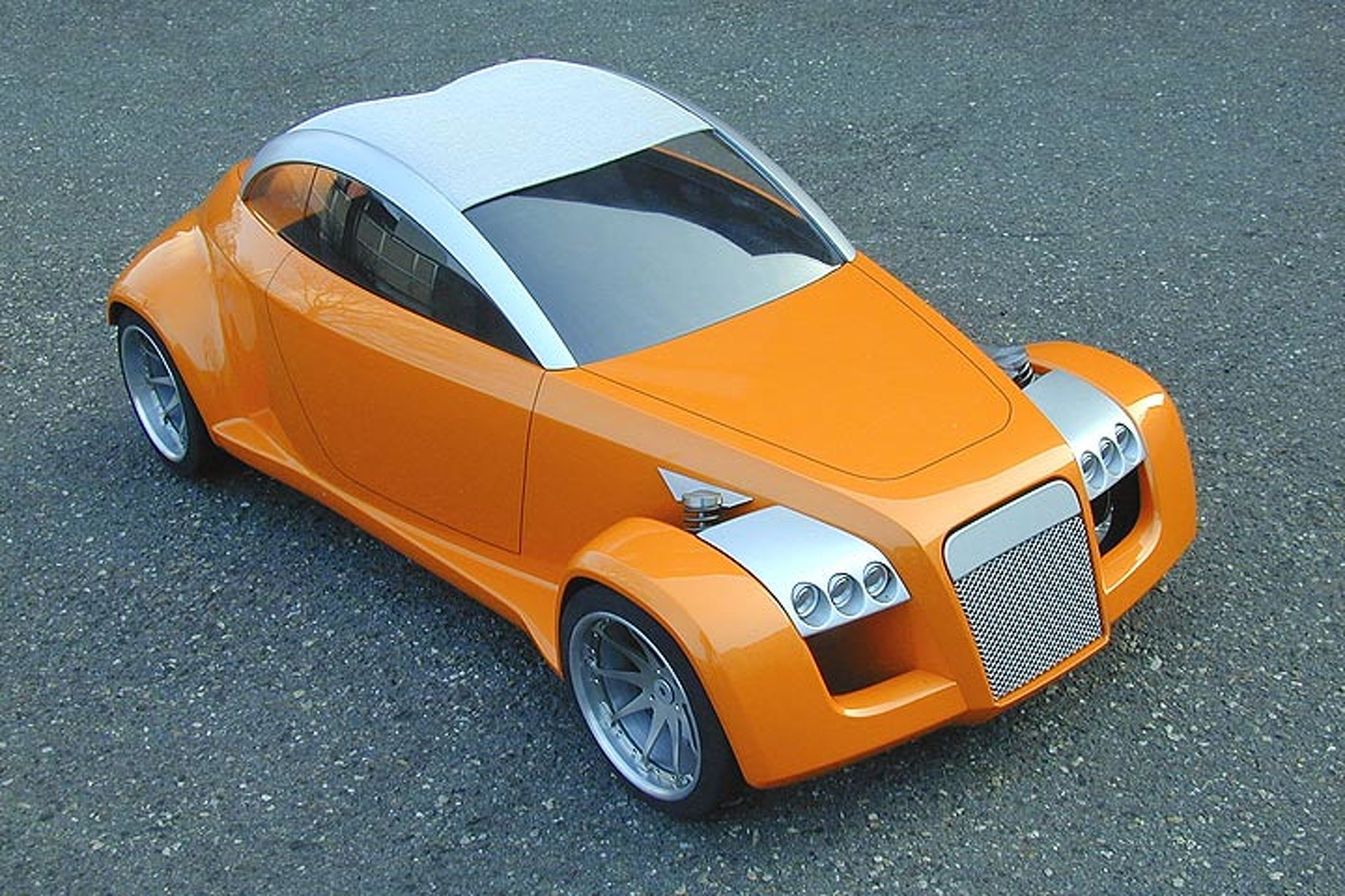 Smart Car Kits >> Need A Unique Ride There S A Smart Fortwo Kit Car For That Motor1