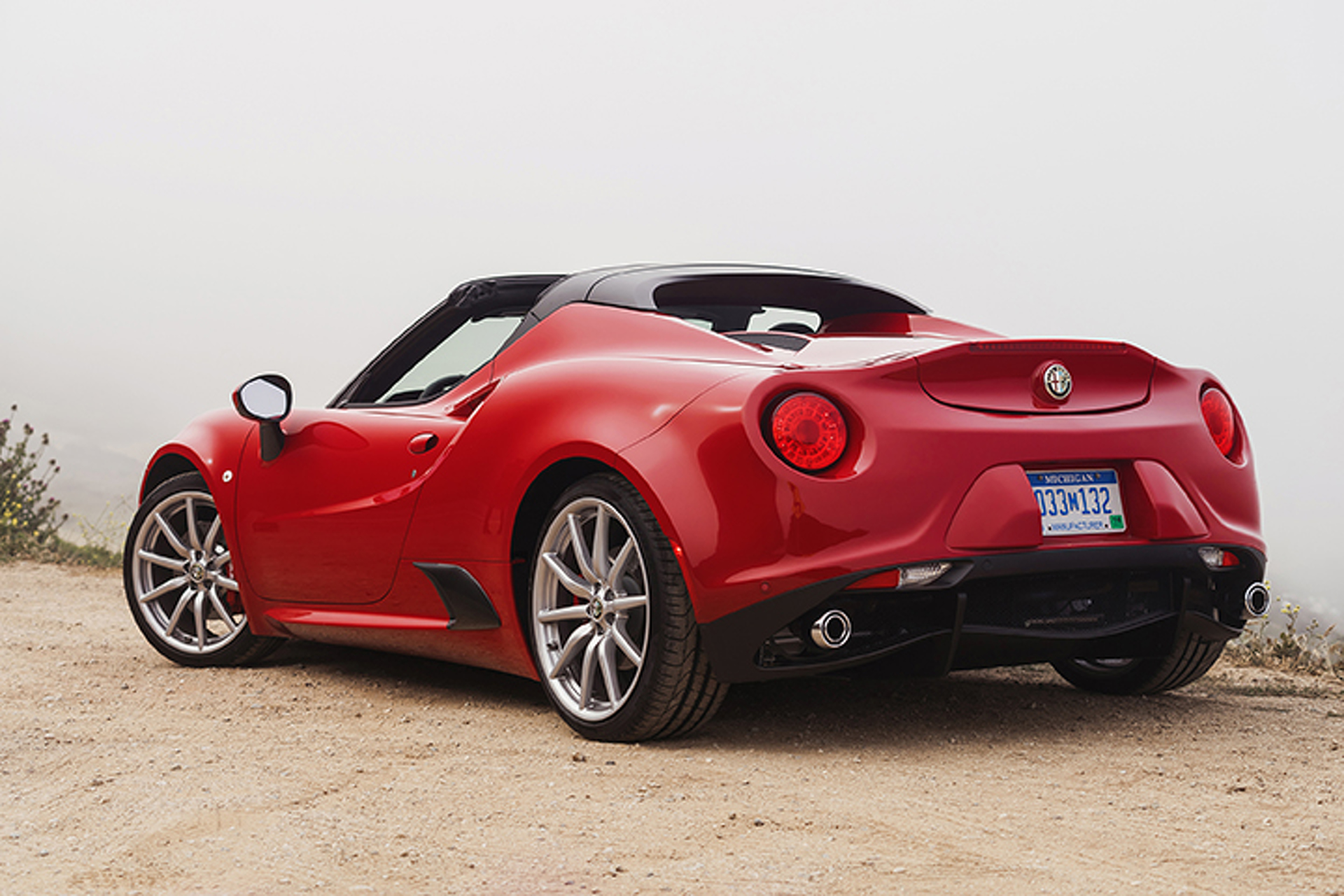 2015 Alfa Romeo 4c Spider Is An Awesome Ragtop First Drive