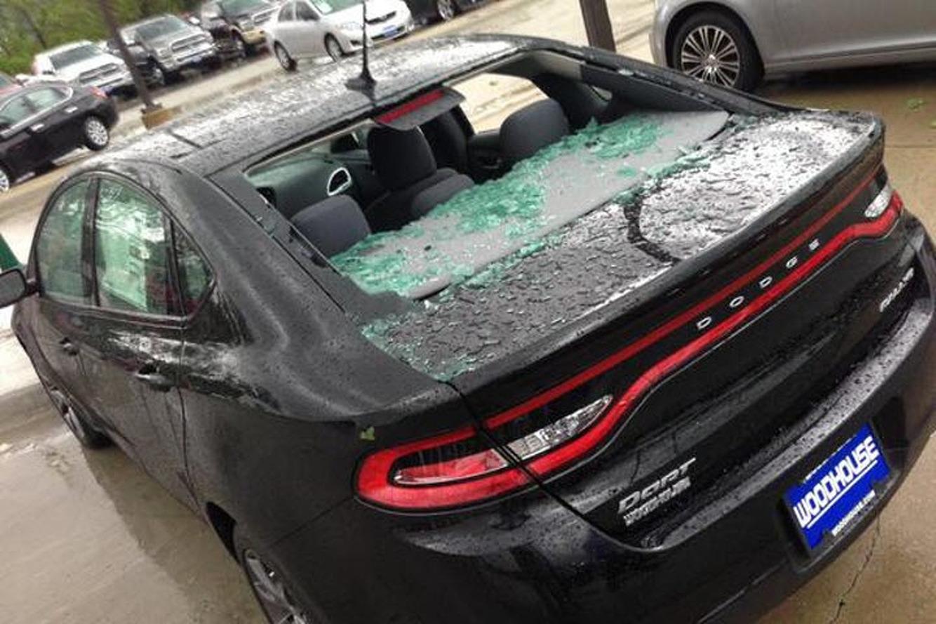 A Nebraska Car Dealer Had 4,500 Cars Damaged by Hail: $152M in Losses