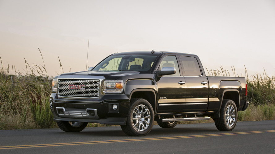 GM recalling 4,800 trucks over suspension failures