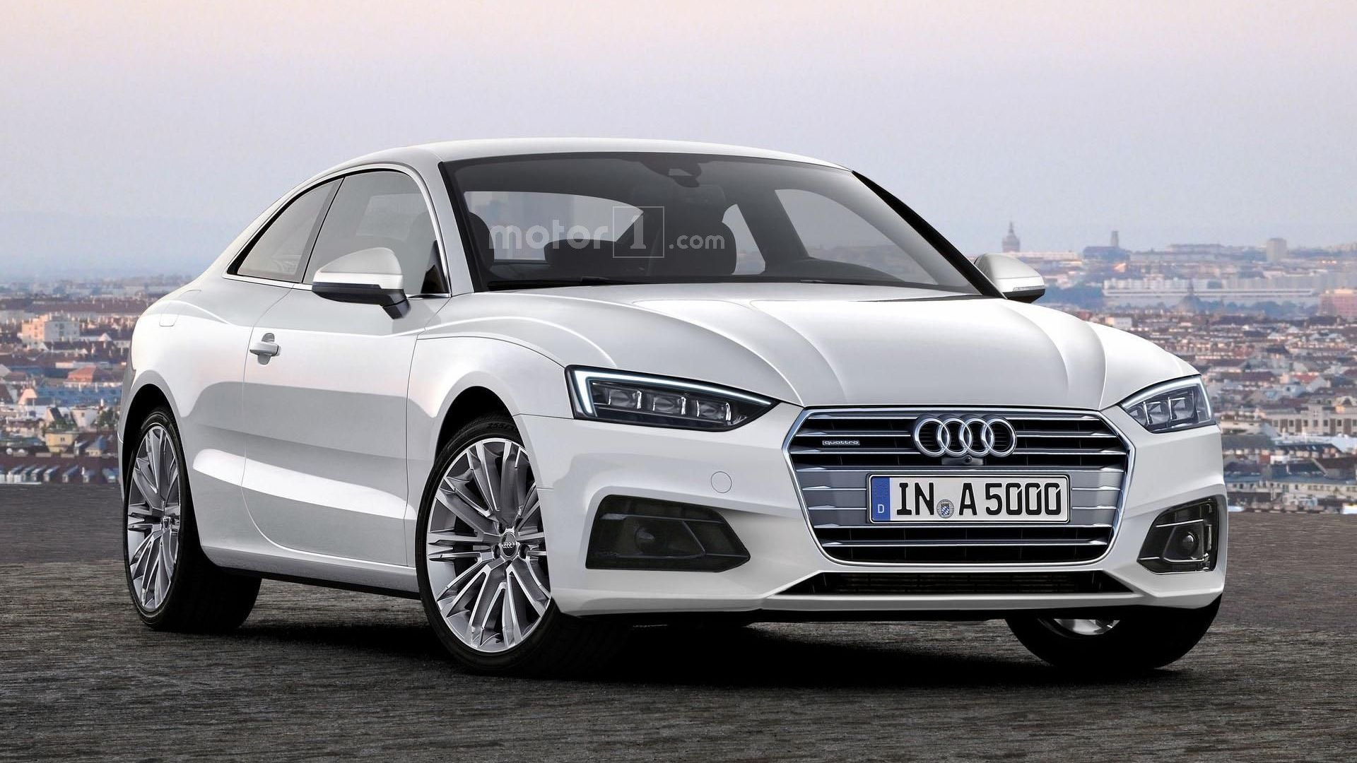 2017 Audi A5 Coupe Looks Rather Stylish In New Rendering Wiring Diagram