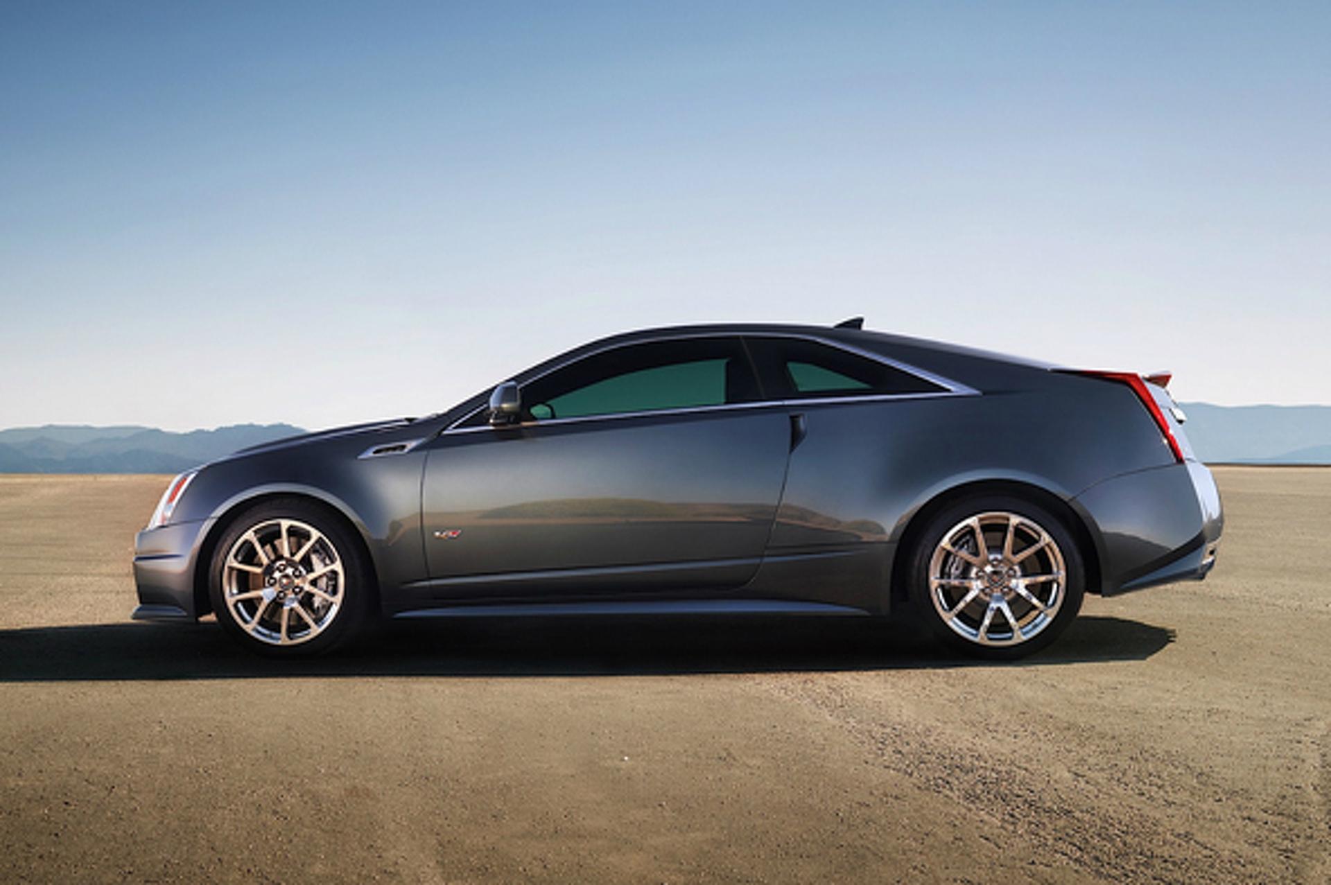 Review  2012 Cadillac Cts