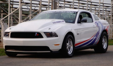 Street-Legal Ford Mustang Cobra Jet will Fulfill your Drag Racing Dreams: For Sale