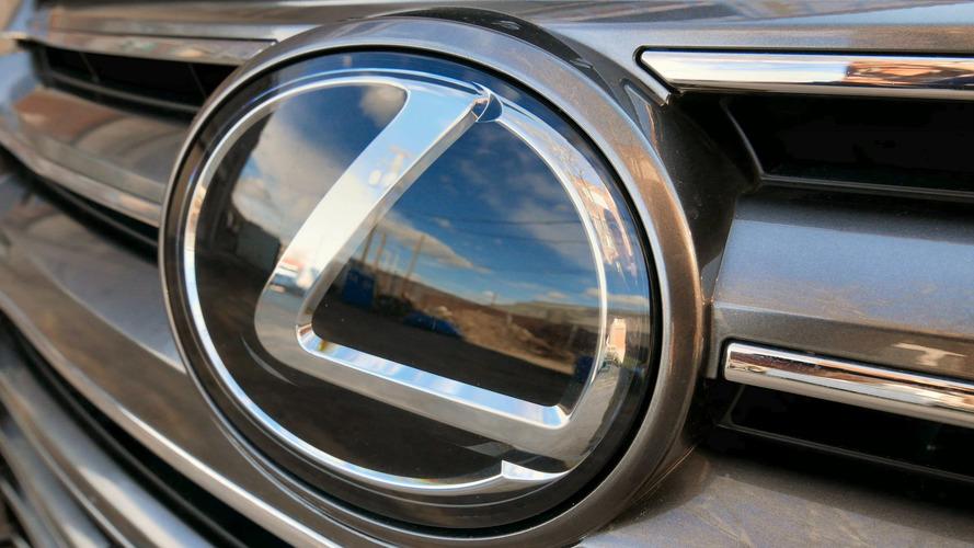 Lexus monte bien sur le traditionnel marché allemand