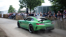 Mercedes-AMG GT R Goodwood'da