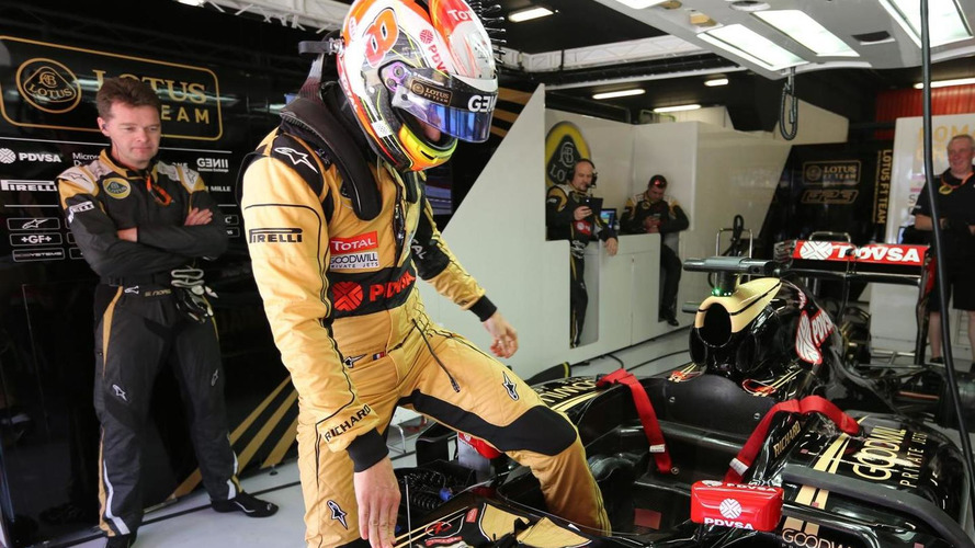 Grosjean to keep sitting out Fridays