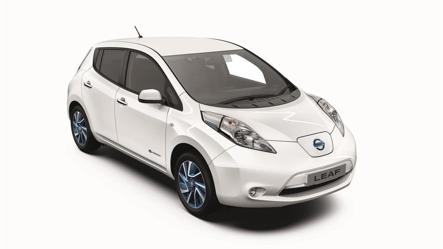 Nissan Leaf Acenta+ introduced in the U.K.