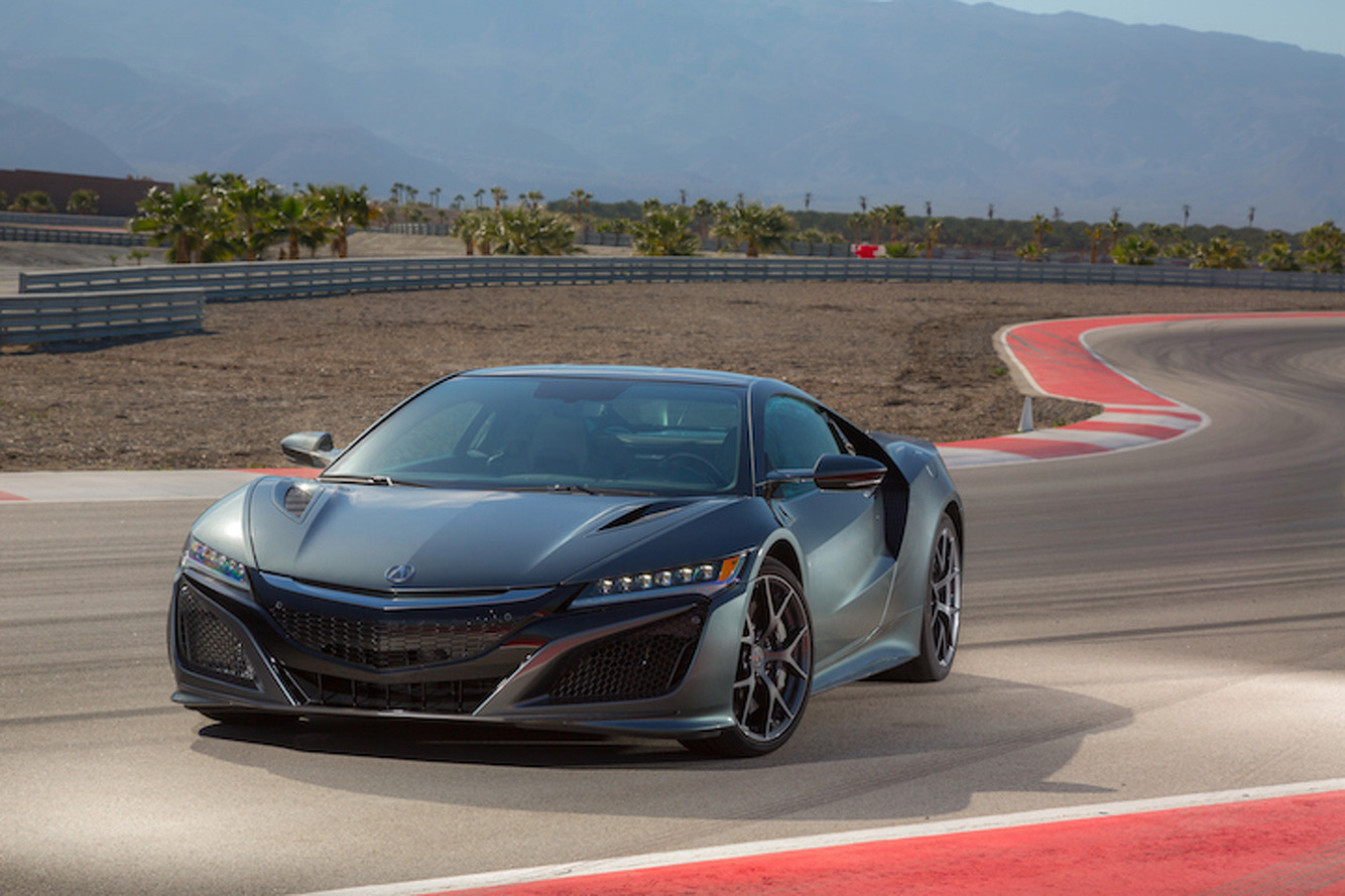 Hennessey Wants to Make the Acura NSX Even Faster