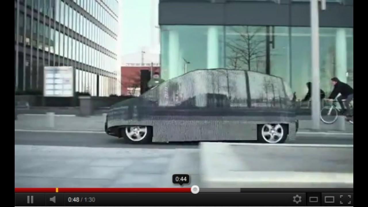 VÍDEO: Um Mercedes-Benz