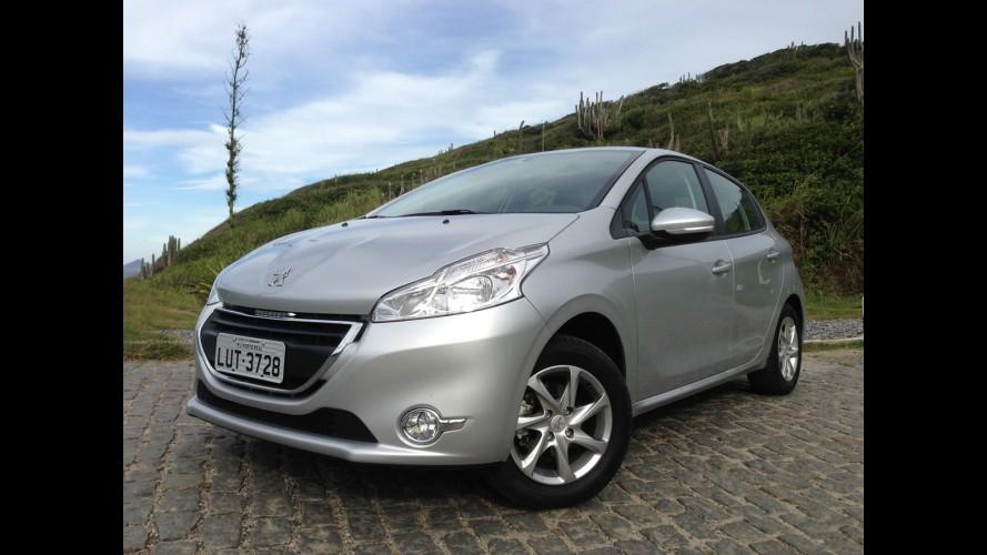 Reajuste geral: Peugeot aumenta preços de toda gama para julho