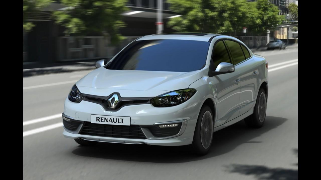 Enquanto nós vamos de Fluence GT Line, Renault lança GT2 de 190 cv na Argentina