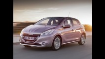 FRANÇA: Veja a lista dos carros mais vendidos em novembro de 2012