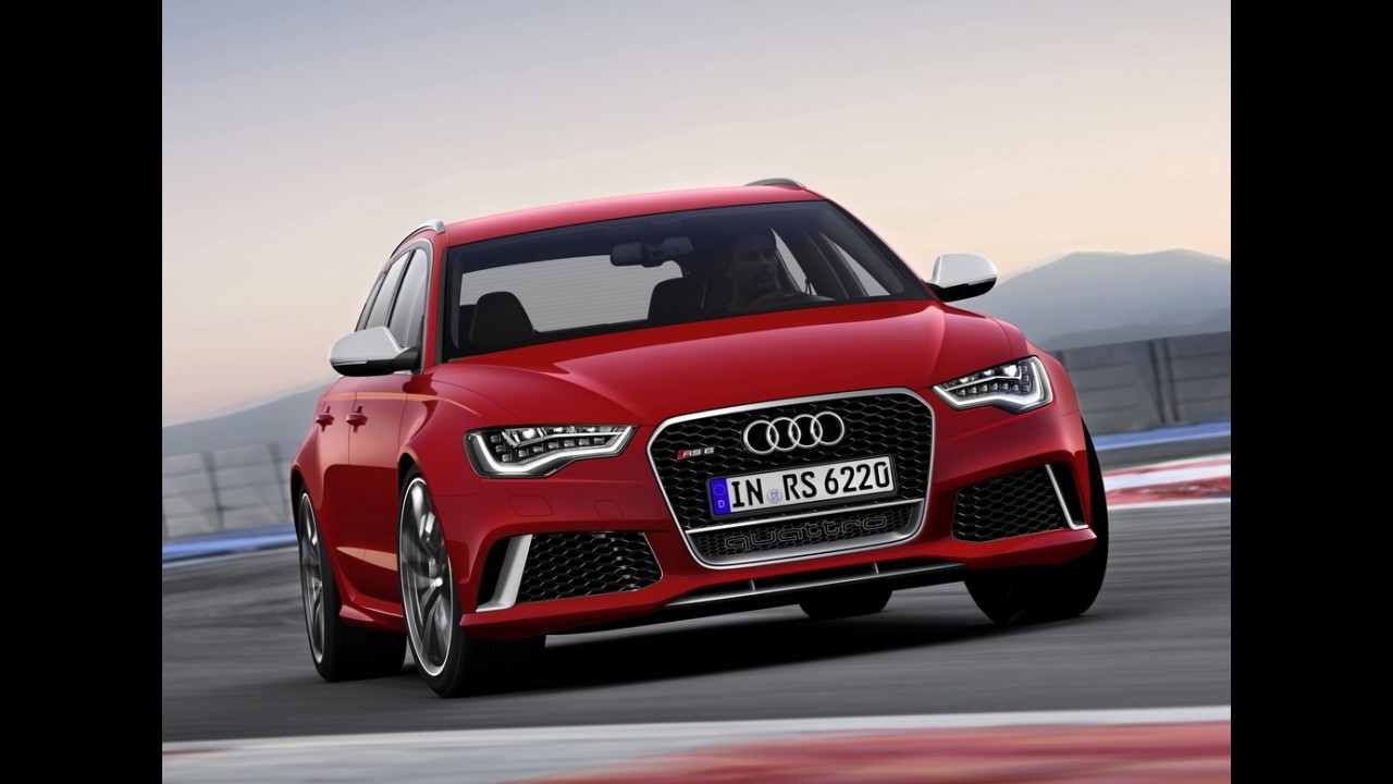 Audi RS6 Avant chegará ao Brasil no segundo semestre do ano que vem