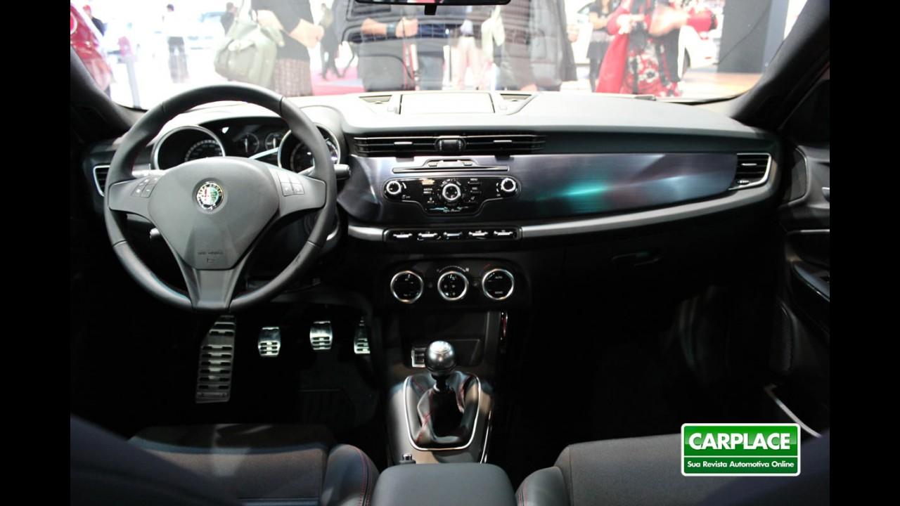 Salão de Buenos Aires: Alfa Romeo Giulietta
