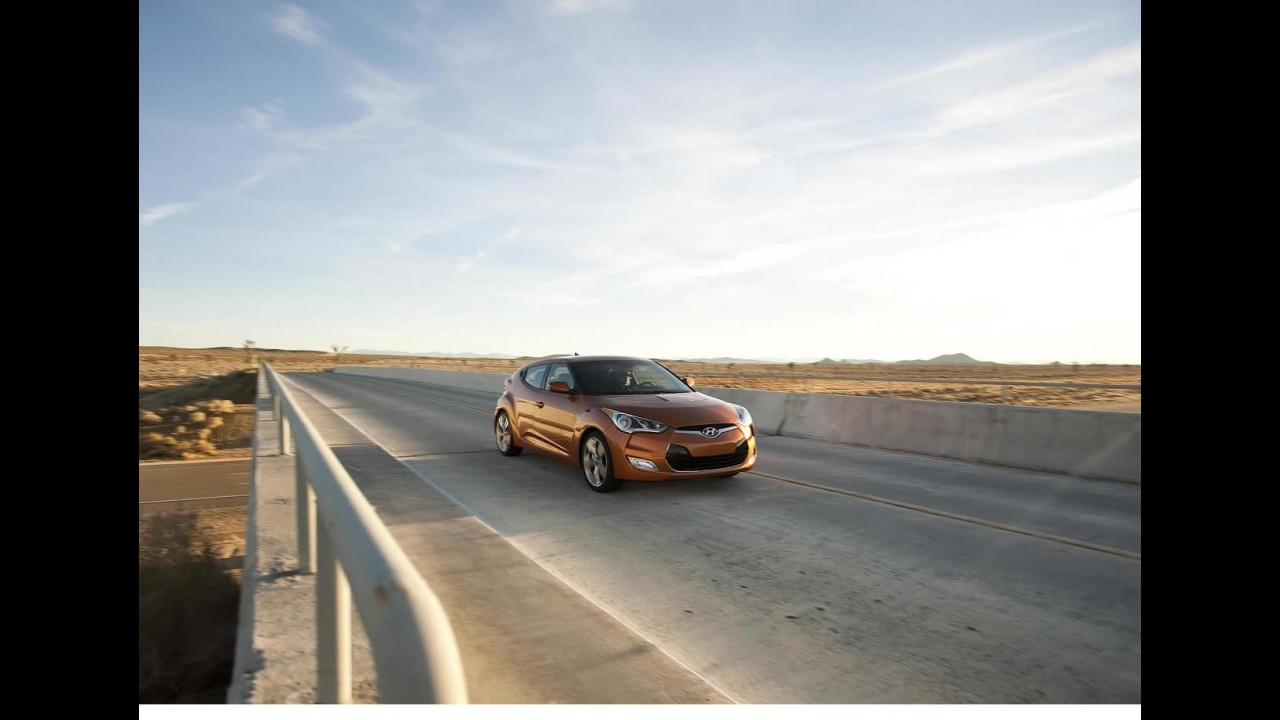 Hyundai Veloster 2012 - Galeria de fotos em alta resolução