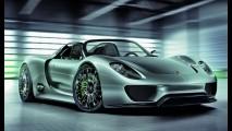 Porsche 918 Spyder com 890 cv é confirmado para o Salão de Frankfurt