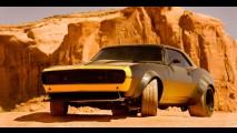 Bumblebee encarna em um Camaro SS 1967 para Transformers 4