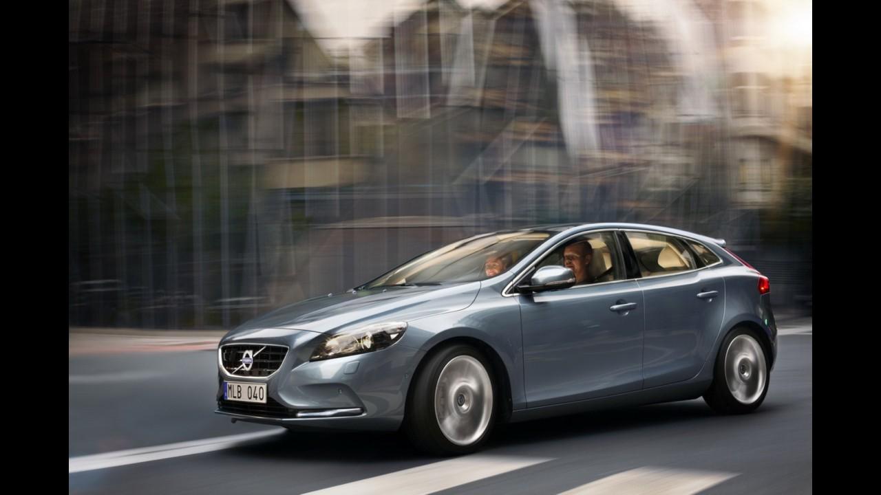 Volvo pode lançar modelo compacto para rivalizar com a Mini nos próximos anos
