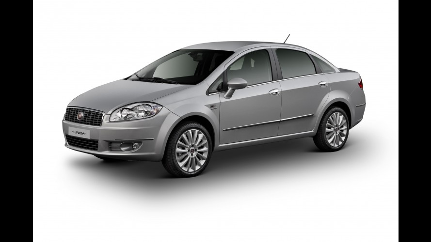 Fiat Linea 2013 perde versão T-Jet e ganha câmbio Dualogic Plus - Preço inicial é de R$ 52.990